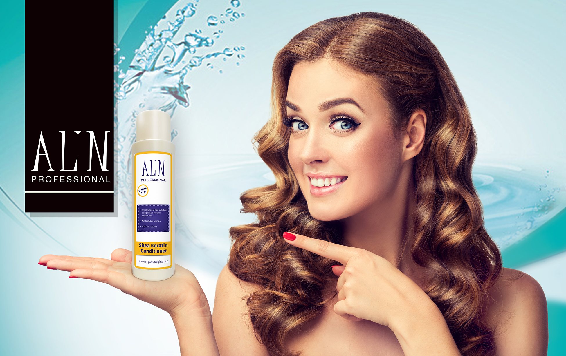 alin professional hair products